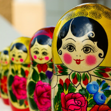 russian doll therapy